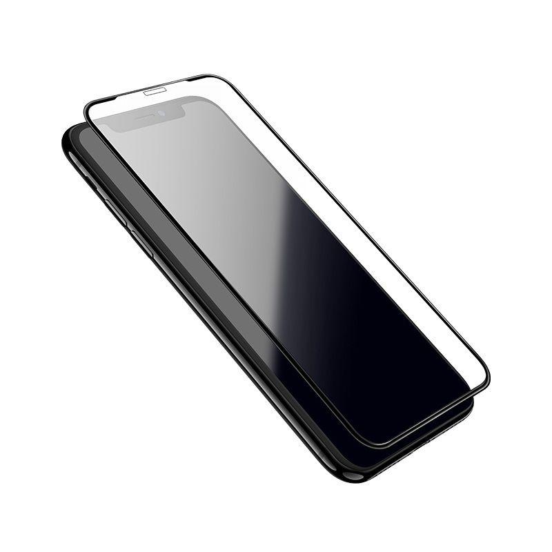 HOCO flash atach full screen silk hd tempered glass for x/xs/xsmax/xr g1 zastitno staklo za ekran
