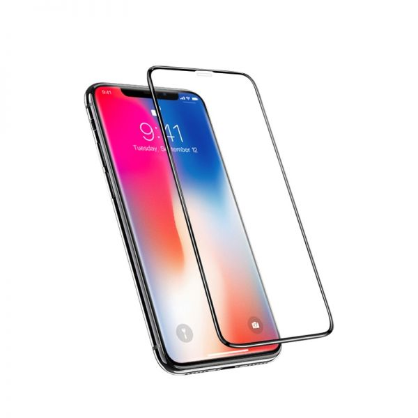 HOCO screen protector Full screen 3D  tempered glass for iPhone X / Xs / Xr / Xs max g2
