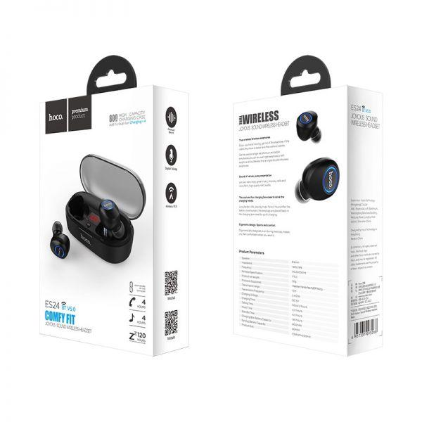 Hoco bluetooth wireless slušalice ES24 Joyous sound