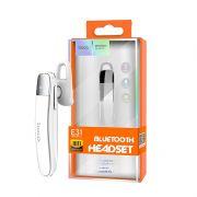 Hoco bluetooth wireless slušalice E31 Graceful bele
