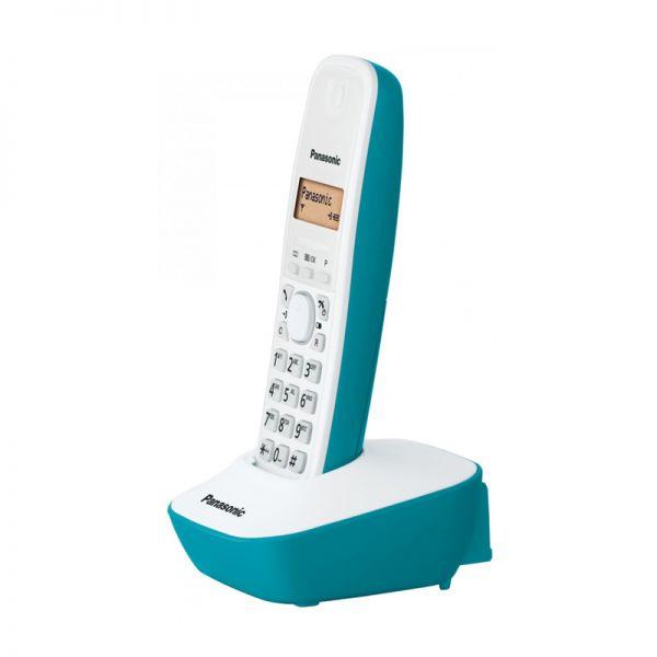 Bežični telefon Panasonic DECT KX-TG1611FXC, plavi