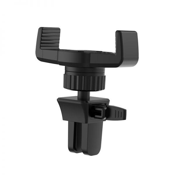 HOCO CA38 Platinum sharp air outletin-car holder black ( auto drzac za mobilni telefon  )