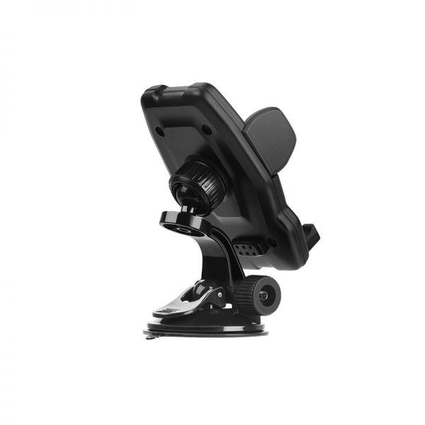 HOCO CA31 cool run suction cup car holder black (držač mobilnog telefona za staklo ili instrument tablu)