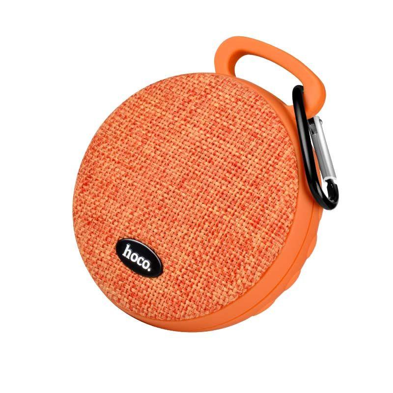 HOCO BS7 MoBu sports wireless speaker orange and gray (bluetooth zvucnik)