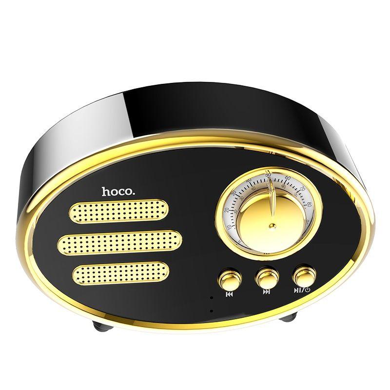 HOCO BS25 Time wireless speaker blue, black, red (bluetooth zvucnik)
