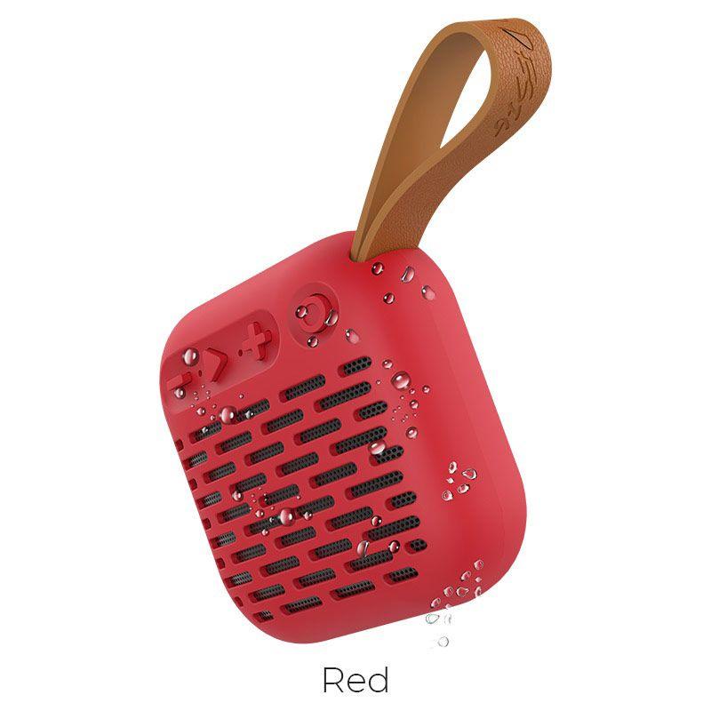 HOCO BS22 rhythmic motion wereless speaker red, white (bluetooth zvucnici)