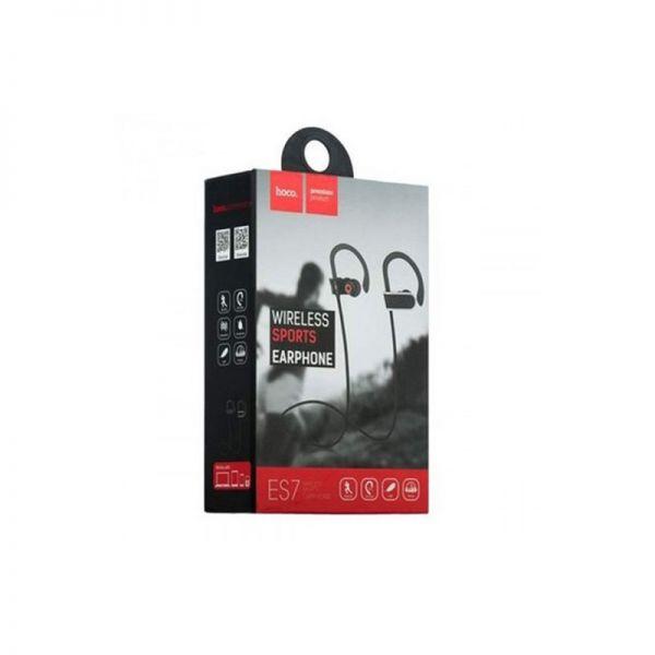 Hoco bluetooth wireless sportske slušalice ES7 Stroke & Embracing crne
