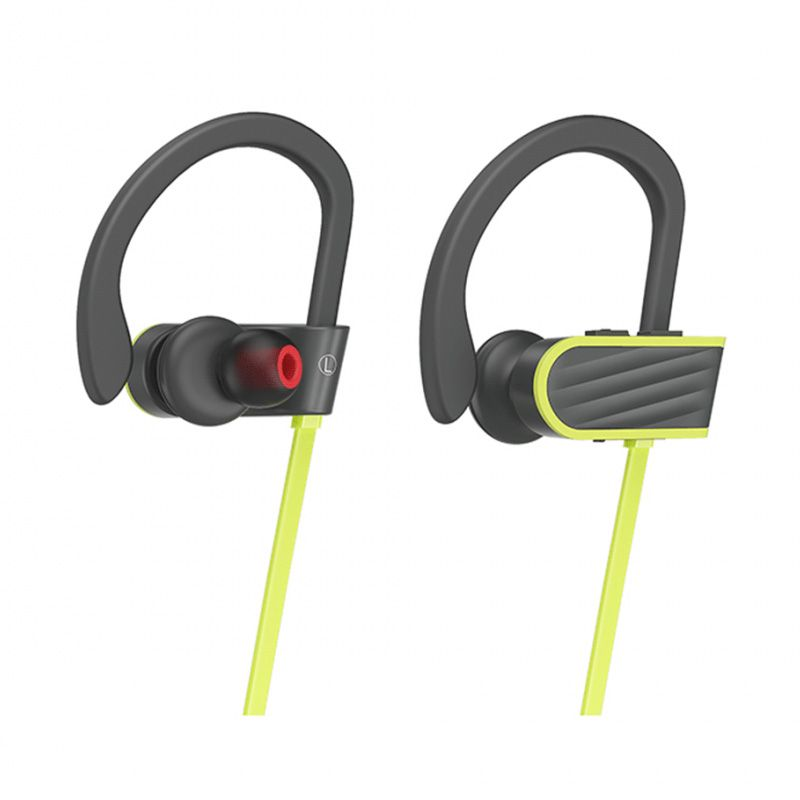 Hoco bluetooth wireless sportske slušalice ES7 Stroke & Embracing sive