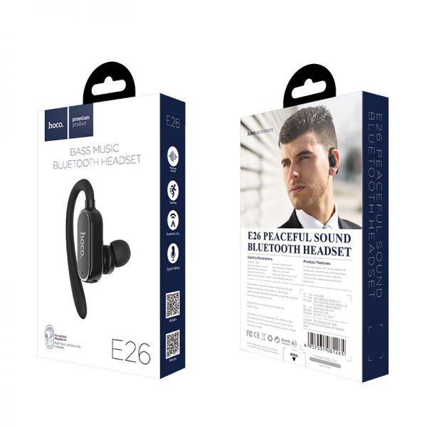 Hoco bluetooth wireless slušalice E26 Peaceful sound sa mikrofonom