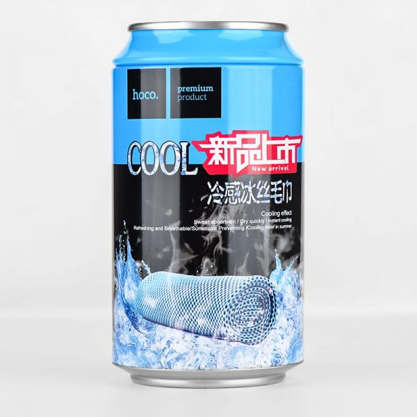 HOCO cooling towel blue (krpa za staklene površine)