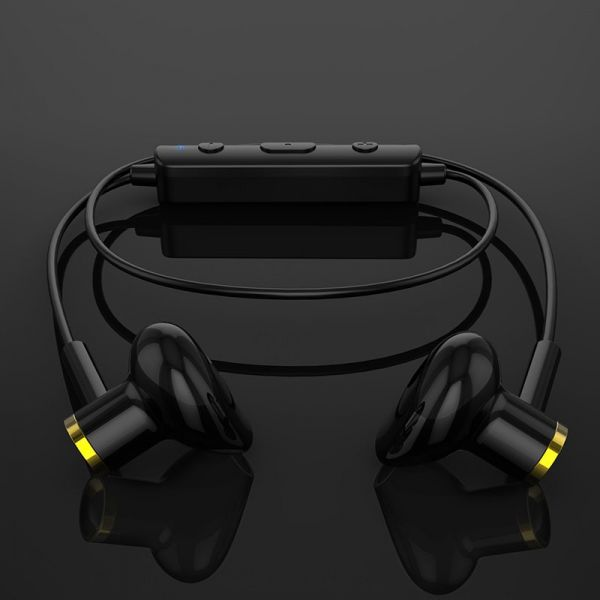 Hoco bluetooth wireless sportske slušalice ES21 Wonderful sports crne
