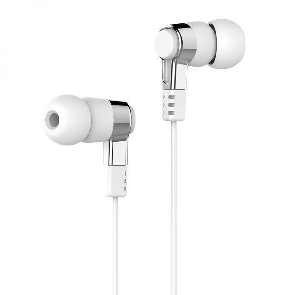Hoco slušalice M52 Amazing rhyme sa mikrofonom bele