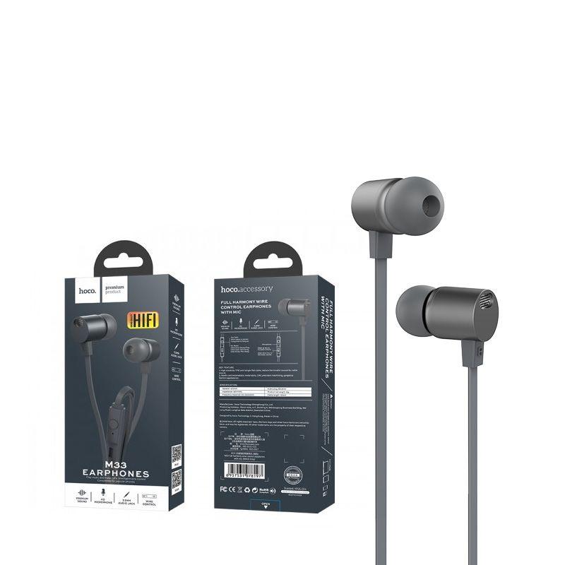 Hoco slušalice M33 Full Harmony sa mikrofonom