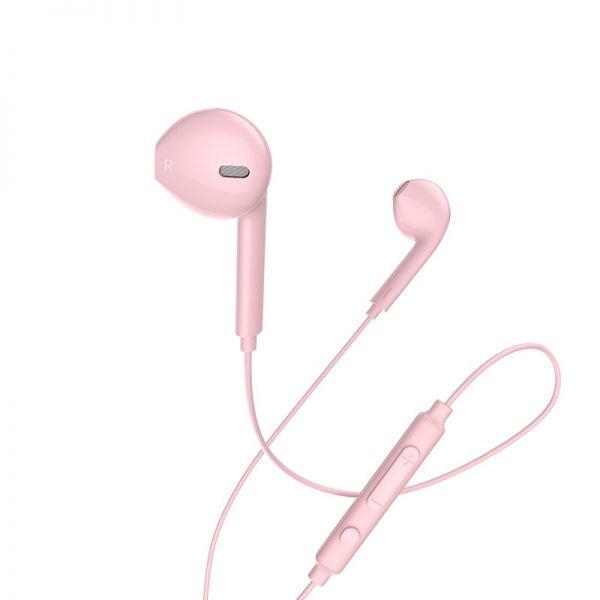 Hoco slušalice M55 Memory sound sa mikrofonom pink