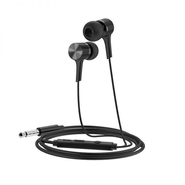 Hoco slušalice M54 Pure music sa mikrofonom crne