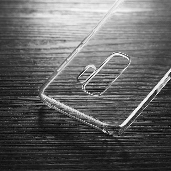 Light series TPU case for Galaxy S9 Plus transparent
