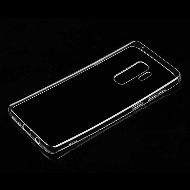 Light series TPU case for Galaxy S9 transparent