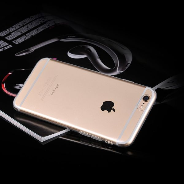 Light series TPU cover (II) for iPhone6plus/ 6Splus black