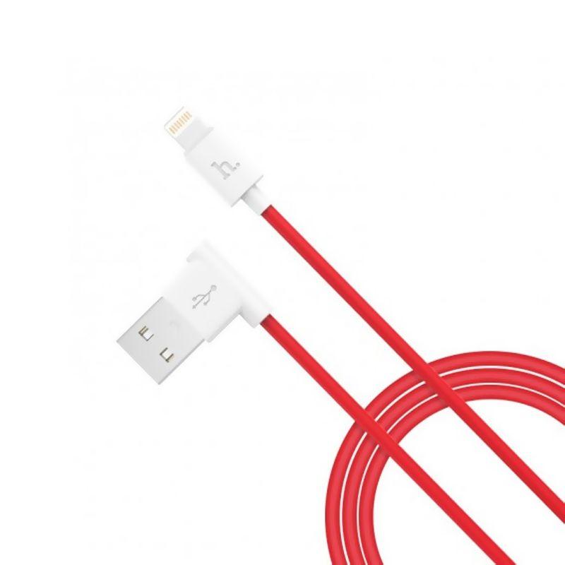 Hoco UPL11 USB Kabal L za iPhone 5/5s/5c/SE/6/6s/6Plus/6sPlus, crveni