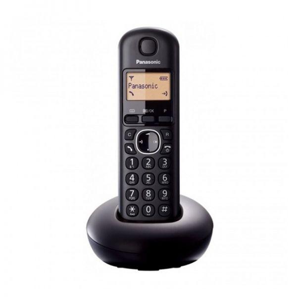 Bežični telefon Panasonic DECT KX-TGB210FXB, crni