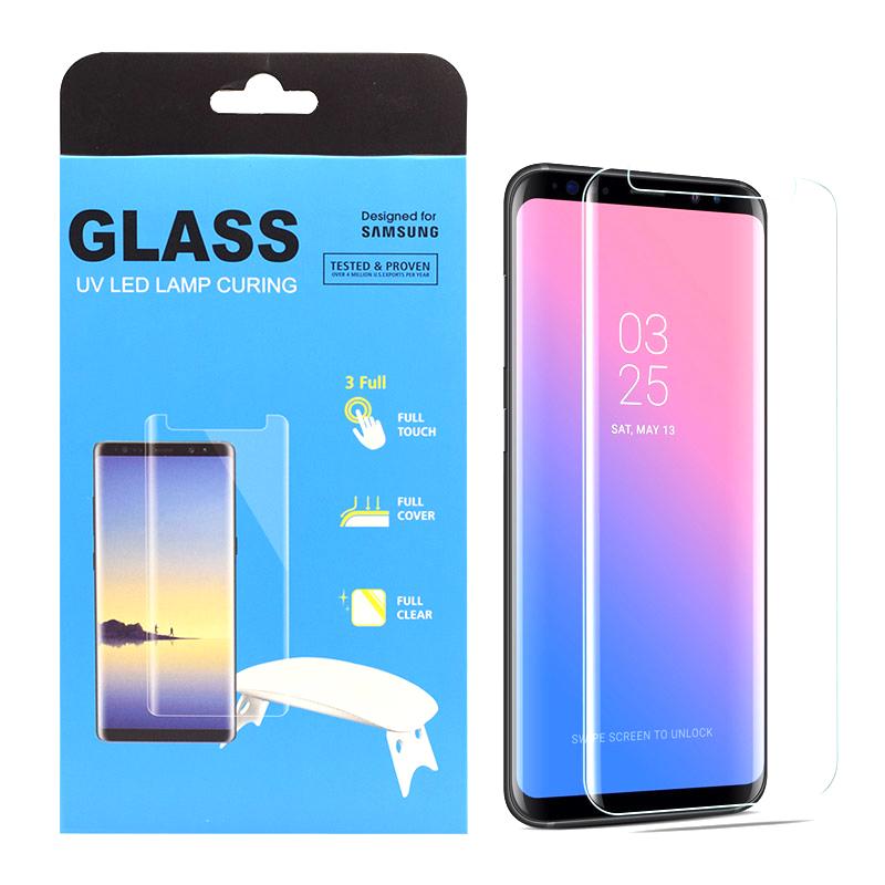 Zastitno staklo UV Glue Full Cover Samsung S20/G980F