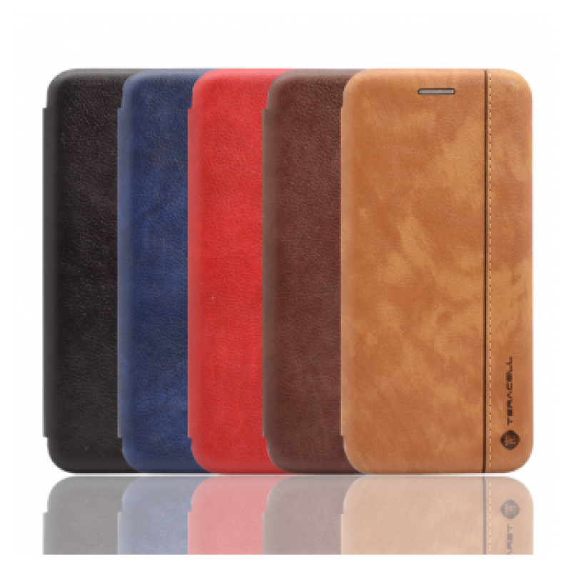 TERACELL LEATHER SAMSUNG S20 PLUS/G980F CRNA