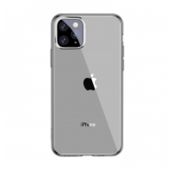 BASEUS SIMPLE CASE IPHONE 11 PRO TRANSPARENT CRNI