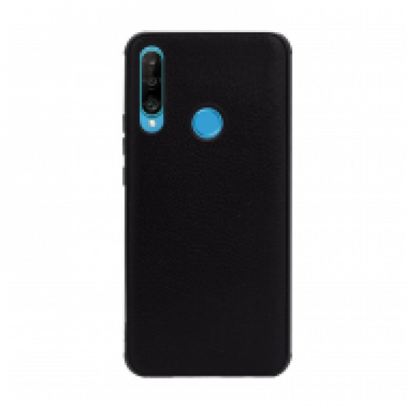 LEATHER COLOR HUAWEI P30 LITE CRNA