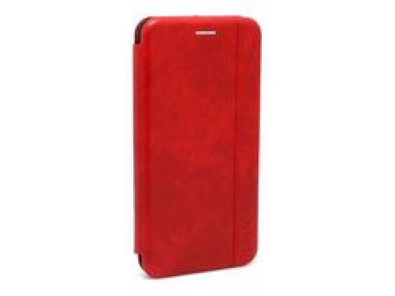 TERACELL LEATHER HUAWEI P30 LITE CRNA-CRVENA