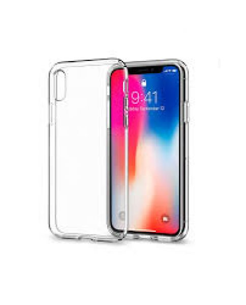MASKA GIULIETTAIPHONE XR TRANSPARENT CRYSTAL CLEAR