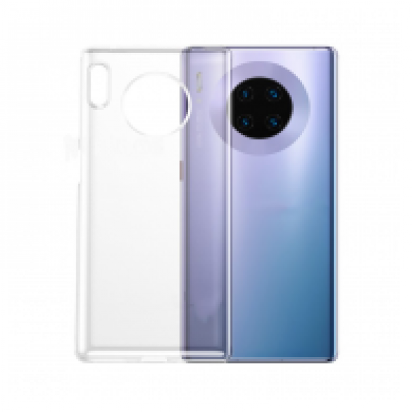 NEW CLOTHES CASE HUAWEI MATE 30 PRO TRANSPARENT