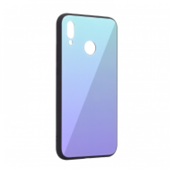GLASS MIRROR CASE HUAWEI P20 LITE PLAVA
