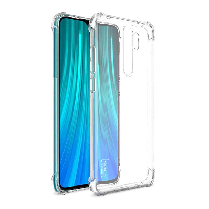 Store Maska Transparent Ice Cube Xiaomi Redmi Note 8 Pro