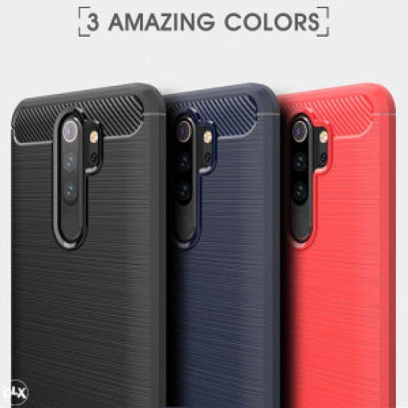 Xiaomi Redmi Note 8 Pro karbonska maska