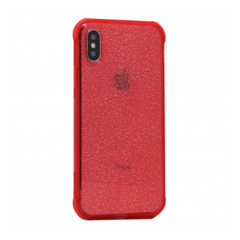 BOUNCE DIAMOND IPHONE XS MAX CRVENA