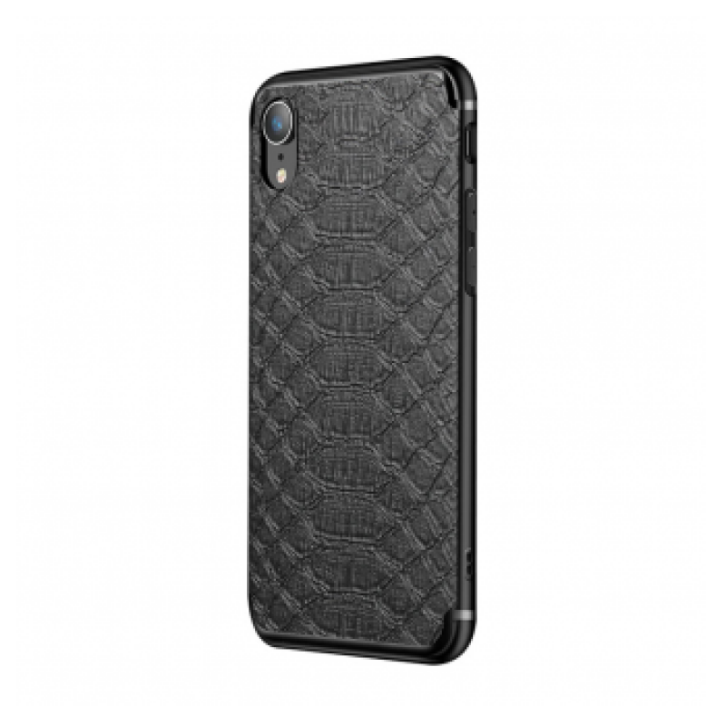 CROCO WITH MAGNETIC PLATE IPHONE XR CRNA