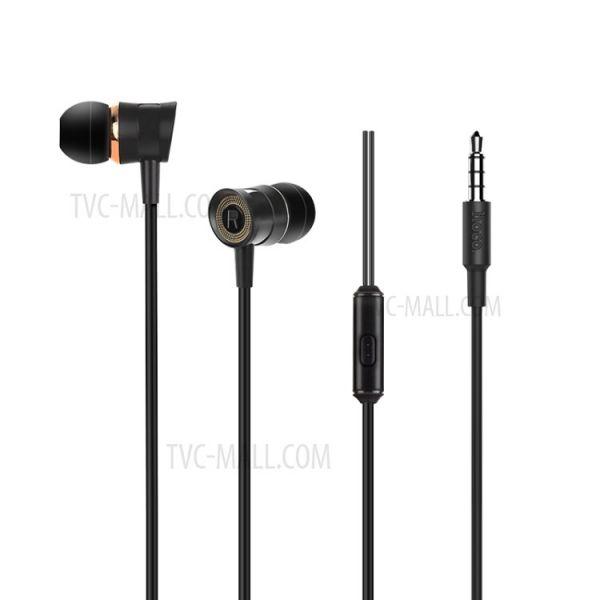 HOCO M37 pleasant sound universal earphones with microphone