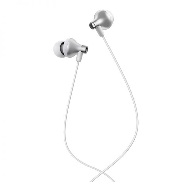 """HOCO Wired earphones """"M74 Classic"""" with mic with storage box"""