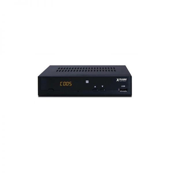 SetTop Box Digitalni Risiver XP2239, DVB-T2 Prijemnik