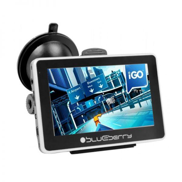 Auto navigacija Blueberry 2GO447 GPS, 4.3