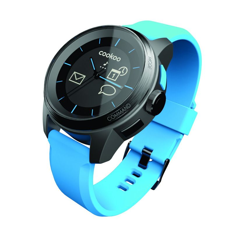 Cookoo pametan sat smart watch, plavi