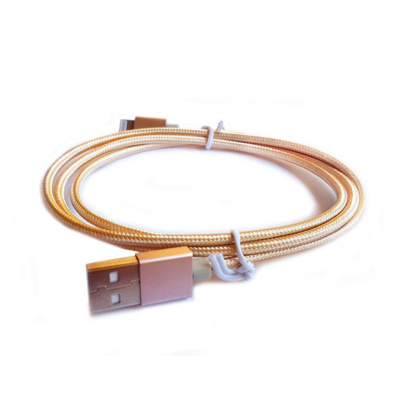 Kabal TPNM iPhone 5/5s/5c/SE/6/6s/6+/6s+ metal pleteni, zlatni