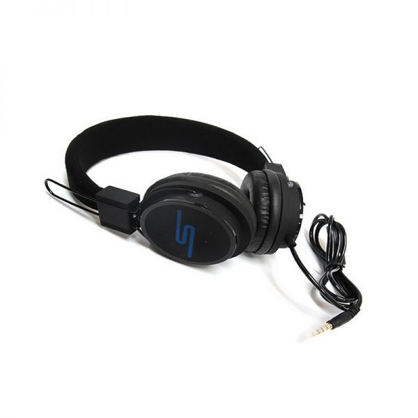 Slušalice velike Stereo Y6338 3.5mm, crne