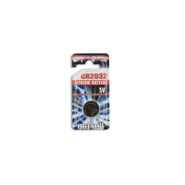 Baterija dugmasta Litijum CR2032 Maxell 3V