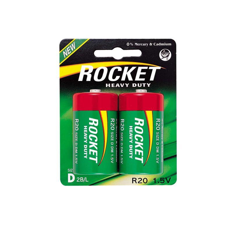 Baterija cink hlorid R20 1.5V D