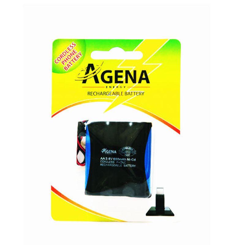 Baterija punjiva Agena AA 3.6V 600mah Ni-Cd