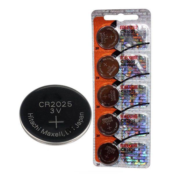 Baterija dugmasta Maxell CR2025 3V