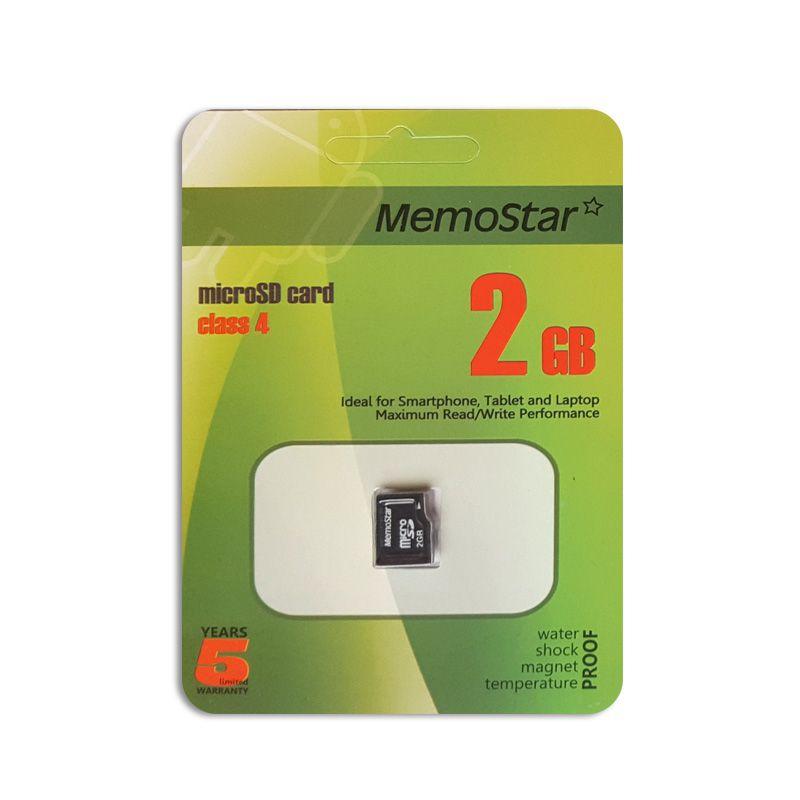 Memorijska kartica Memostar microSD 2Gb