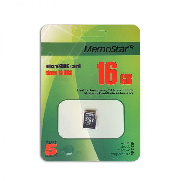 Memorijska kartica Memostar microSDHC 16Gb