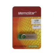 Usb Flash Disk Memostar 1Gb, zeleni
